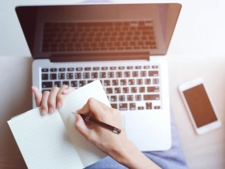 Geld verdienen mit Texte schreiben