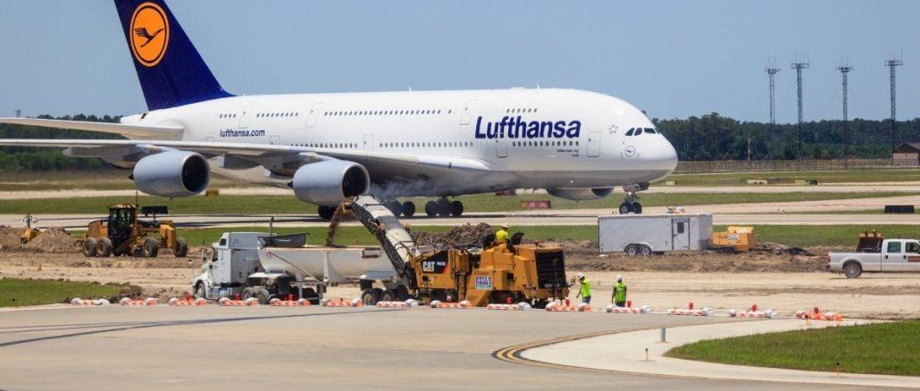 Abenteuer Flugreise mit eingeschränkter Mobilität bei Lufthansa