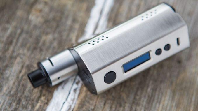 Der Umsatz der E-Zigaretten steigt weiter an