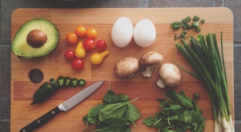 Rezepte nach Hause bestellen und zubereiten mit einer vegetarischen Kochbox