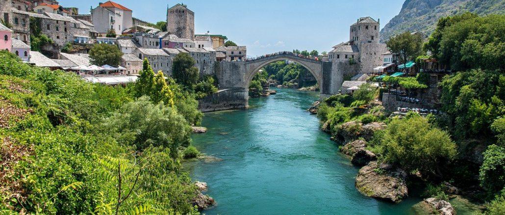 Reisen nach Bosnien: Was gibt es zu sehen?